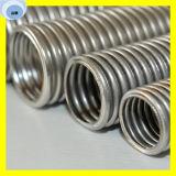 Tubulação de mangueira do metal flexível de aço inoxidável