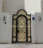 Grilles résidentielles décoratives utilisées par villa de fer travaillé de Moyen-Orient
