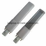 알루미늄 방열기 G23 LED 전구 10W LED Downlight를 가진 유백색 PC 덮개
