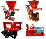 粘土の煉瓦機械Eco Bravaマレーシアの手動連結の煉瓦作成機械