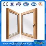 UPVC/PVC Bogen-schiebendes Fenster