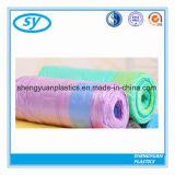 De Plastic Zak Drawstring van uitstekende kwaliteit met Kleur en de Grootte van het Embleem van de Douane Diverse