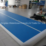 Colour blu Gymnastics Mat per Inflatable