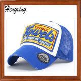 Schwamm-und Polyester-Ineinander greifen-Fernlastfahrer-Hut-Baseballmütze