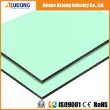 El panel de aluminio del PE PVDF Compoaite del material de construcción para el revestimiento de la pared
