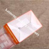 Diseño de lujo impreso seda plegable el rectángulo plástico Lazada del animal doméstico