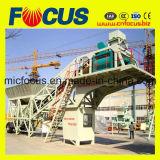 50~60cbm/H Mobiele Concrete het Groeperen van lage Kosten Installatie, Yhzs50/60 Draagbare Concrete het Mengen zich Installatie