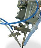 Placa personalizada do PWB que solda &yacute dobro principal giratório de 360 graus o único; Máquina de solda automática