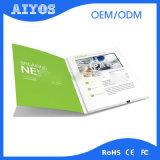 A4 A5 clasifica la tarjeta del acontecimiento de la boda del LCD de la felicidad