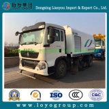 Sinotruk HOWO 후방 선적 쓰레기 압축 분쇄기 쓰레기 트럭