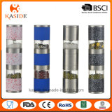 Keramischer Mechanismus-rostfreies manuelles Salz-und Pfeffer-Verdoppelungtausendstel