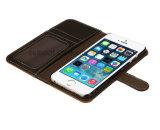 Cas multi de téléphone mobile de cuir véritable de couleur pour l'iPhone 6/7/8