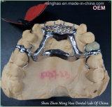 Vitanium Framewrok del laboratorio dental de la externalización en China