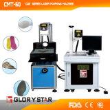履物の二酸化炭素の金属の管シリーズレーザーのマーキング機械(CMT-60)