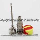 De Carburator GLB Dabber van de Spijker van het Titanium van de Reeks van het Hulpmiddel van de Pijp van het glas