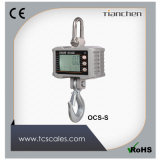 Portable RS232 que pesa a escala eletrônica
