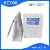Calendario video de encargo del LCD/calendario publicitario video en la impresión de papel