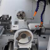 Kaida Ck6130 편평한 침대 CNC 선반 기계