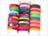 Impression faite sur commande commémorative de Silkscreen de bracelets de silicones