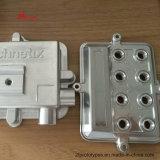 Parte lavorante di alluminio di CNC