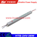 24V1.5A ultra dünne LED Stromversorgung/heller Kasten/flexibler Streifen