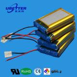 Paquetes de la batería de la herramienta eléctrica del polímero del litio del OEM 14.4V 10ah
