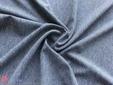 Kationisches Polyester-Jacquardwebstuhlspandex-Gewebe für Kleid