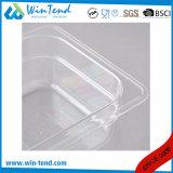 Il certificato caldo BPA di vendita libera il cassetto trasparente della sgocciolatura di formato della plastica 1/2 della cucina del ristorante