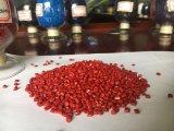 Masterbatch rouge, couleur en plastique Masterbatch