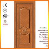 Portes intérieures de chambre à coucher de portes en bois de haute qualité