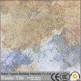 Baldosa cerámica esmaltada suelo interior Matt de la porcelana rústica acabado