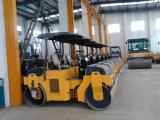 2 Tonnen-doppelte Trommel-Vibrationsstrecke-Rolle (YZC2)