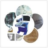 Madera Nonmetal escritorio Fibra de marcado láser de grabado equipamiento que / Máquina