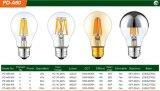 A60 LEDのフィラメントの球根2W 4W 6W 8W 10W