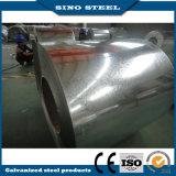 Bobina de acero galvanizada sumergida caliente de Dx51d del acero de carbón