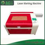 Cortadora automática del grabado del laser para plateado de metal