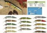 Attrait de pêche de Pike d'une première le prix bon marché usine --- La qualité a fait Crankbait de pêche en plastique dur fait sur commande - Wobbler - attrait de pêche de Popper de cyprins