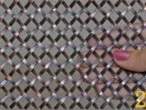 Утюг аттестованный SGS нержавеющий/панель меди/алюминиевых декоративная Flatwire сетки
