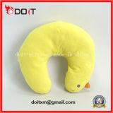 Cuscino animale del collo della peluche dell'anatra del cuscino di figura del cuscino U del giocattolo della peluche