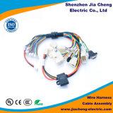 A fábrica do chicote de fios do fio do OEM fêz o conjunto de cabo