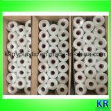Sacs de transporteur en plastique de HDPE