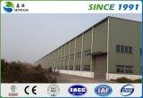 Stahlkonstruktion-Sportzentrum-Gebäude