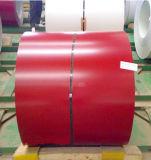 катушка 0.32mm 0.35mm Prepainted гальванизированная стальная для Европ