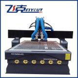 Máquina de cinzeladura de madeira do CNC do router super do CNC do ATC da qualidade da estrela para a venda