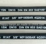 SAE 100 R1/1sn 하나 철사 끈목 호스/유압 기름 호스