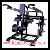 Gimnasio equipo de la aptitud comercial ISO-Lateral Horizontal Bench Press