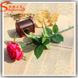 Factory Direct Artificial Wedding Decoration Rose Flower