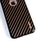 Het antislip Geval van het Pantser van de Aanraking TPU voor iPhone6 I Telefoon 6