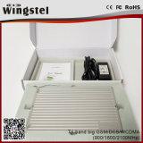 servocommande mobile puissante de signal de 1200m2 GSM/Dcs/WCDMA 900/1800/2100MHz avec l'antenne