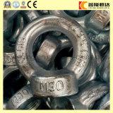 DIN582炭素鋼の目のナット